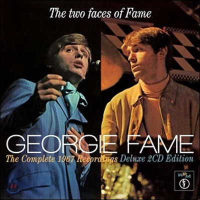 Georgie Fame (조지 페임) - The Two Faces Of Fame: The Complete 1967 Recordings