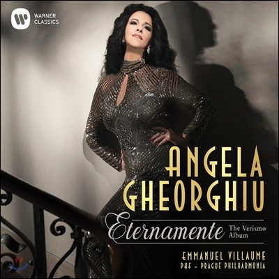 Angela Gheorghiu 불멸의 베리스모 작품 (Eternamente - The Verismo Album)