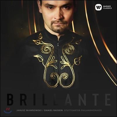 Janusz Wawrowski 비에냐프스키: 바이올린 협주곡 2번 / 브루흐: 스코틀랜드 환상곡 (Brillante - Wieniawski: Violin Concerto Op.22 / Bruch: Scottish Fantasy Op.46)