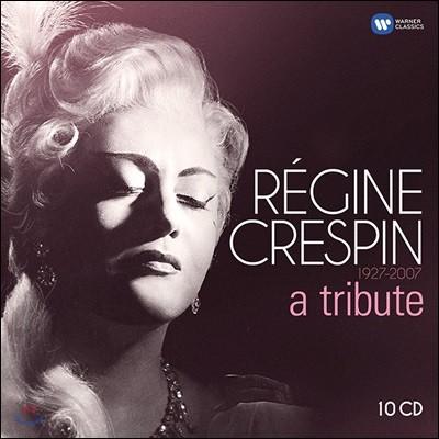 Regine Crespin 레진 크레스팽의 초상 (1927-2007 A Tribute)