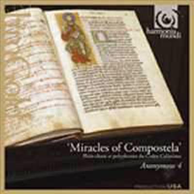 성 야고보의 기적(중세 성가집) (Miracles of Compostella) - Anonymous 4
