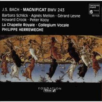 바흐 : 마니피카트 (Bach : Magnificat BWV243) - Philippe Herreweghe