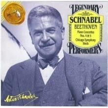 Frederick Stock, Artur Schnabel - Beethoven : Piano Concerti 4 & 5 (수입/09026613932)