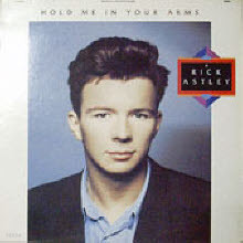 [LP] Rick Astley - Hold Me In Your Arms