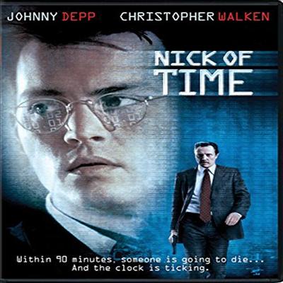 Nick Of Time (닉 오브 타임)(지역코드1)(한글무자막)(DVD)