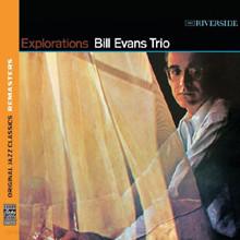 Bill Evans Trio - Explorations (Original Jazz Classics Remasters)