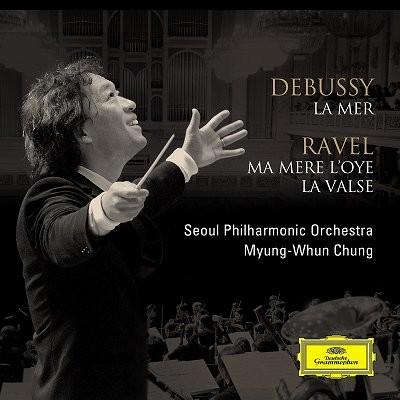 정명훈 / 서울시향 - 드뷔시: 바다 / 라벨: 어미 거위, 라 발스 (Debussy: La Mer / Ravel: Ma Mere l'Oye, La Valse)