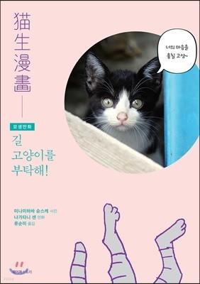 묘생만화 : 길고양이를 부탁해!