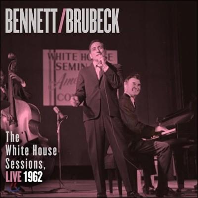Tony Benett & Dave Brubeck - The White House Sessions Live 1962 [2 LP]