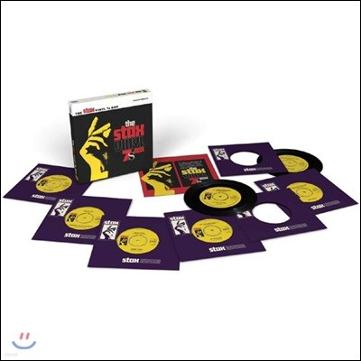 The Stax Vinyl 7s Box [7 LP]