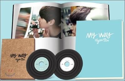 현빈 My Way : 공식영상화보집 / Normal version 박스셋