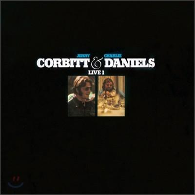 Jerry Corbitt & Charlie Daniels - Live I (LP Miniature)