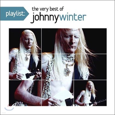 Johnny Winter - Playlist: The Very Best Of Johnny Winter