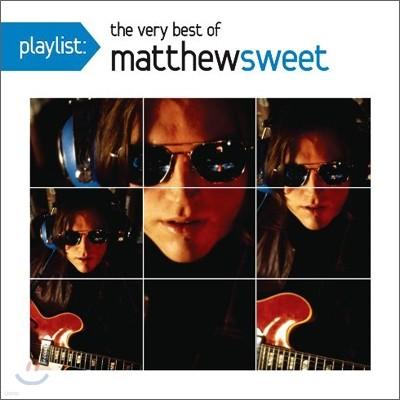 Matthew Sweet - Playlist: The Very Best Of Matthew Sweet