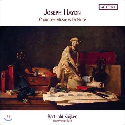 Barthold Kuijken 하이든: 플루트가 포함된 실내악 작품들 (Haydn: Chamber Music with Flute)