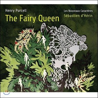 Sebastien d'Herin / Les Nouveaux Caracteres 퍼셀: 오페라 '요정 여왕' (Henry Purcell: The Fairy Queen)