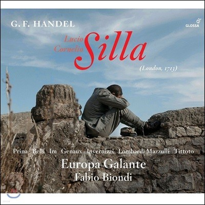 임선혜 / Fabio Biondi 헨델: 오페라 '실라' (Handel: Silla [London 1713])