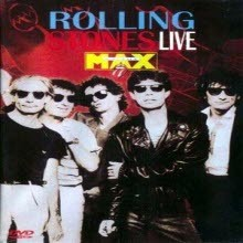 [DVD] Rolling Stones - 롤링스톤즈 - Live at The Max