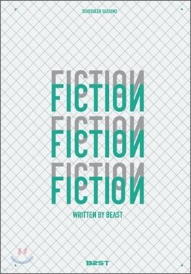 비스트 (Beast) - 메이킹북 : Fiction. Written By Beast