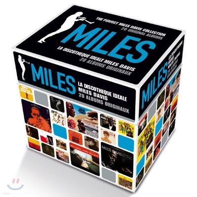 퍼펙트 마일즈 데이비스 컬렉션 (The Perfect Miles Davis Collection - 20 Original Albums)