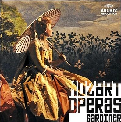 John Eliot Gardiner 모차르트 오페라 녹음집 (The Mozart Operas)