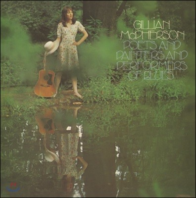 Gillian McPherson (질리언 맥퍼슨) - Poets And Painters And Performers Of Blues