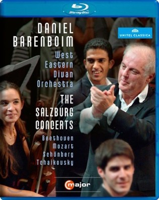2007년 잘츠부르크 콘서트 - 다니엘 바렌보임, 서동시집 오케스트라