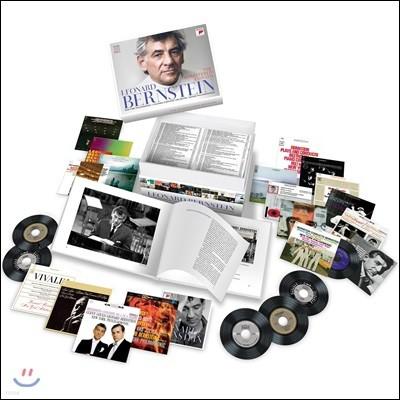 레너드 번스타인 리마스터 에디션 100CD 한정반 (Leonard Bernstein The Remastered Edition)