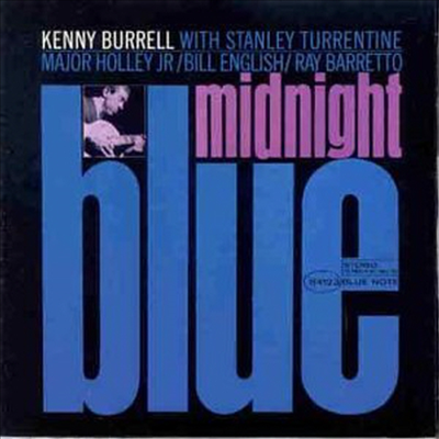 Kenny Burrell - Midnight Blue (RVG Edition)(CD)