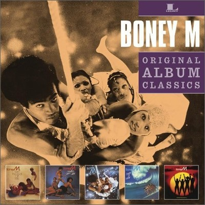 Boney M - Original Album Classics