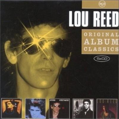 Lou Reed - Original Album Classics Vol.3