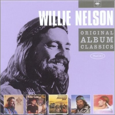 Willie Nelson - Original Album Classics Vol.2