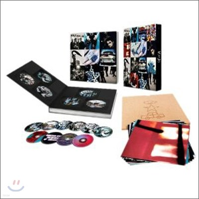 U2 - Achtung Baby (20th Anniversary) (Limited Super Deluxe Edition)