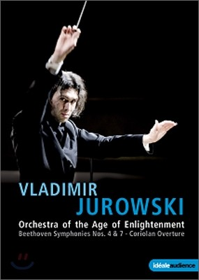 Vladimir Jurowski 베토벤: 코리올란 서곡, 교향곡 4, 7번 (Beethoven: Coriolan Overture Op62, Symphonies Op.60, Op.92) 블라디미르 유롭스키, 계몽시대 오케스트라