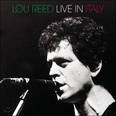 Lou Reed (루 리드) - Live In Italy [2 LP]