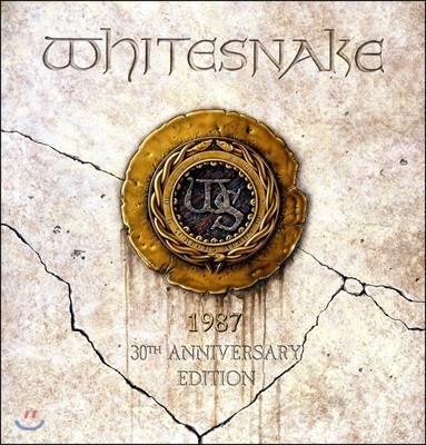 Whitesnake (화이트 스네이크) - 1987 [2LP]