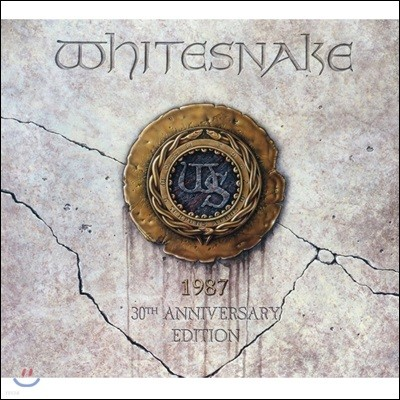 Whitesnake (화이트 스네이크) - 1987 [Deluxe Edition]