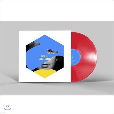 Beck (벡) - 13집 Colors [레드 컬러 LP]