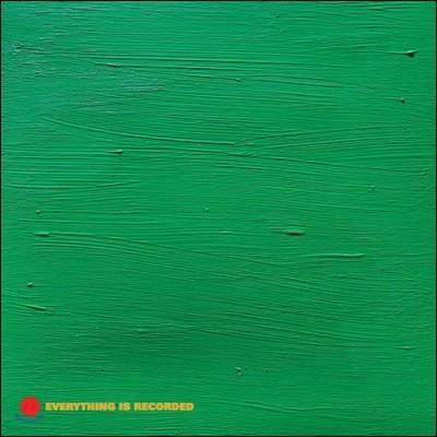Everything Is Recorded - Mountains of Gold (feat. Sampha, Ibeyi, Wiki and Kamasi Wash) [LP]