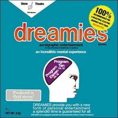 Dreamies (드리미스 / Bill Holt) - Auralgraphic Entertainment [LP]