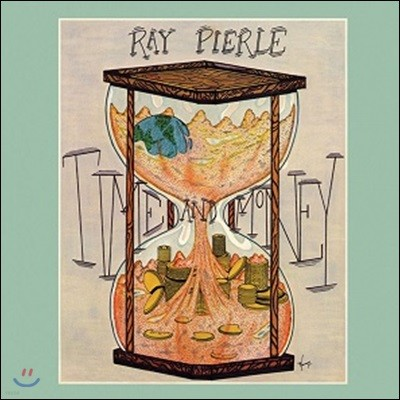 Ray Pierle (레이 피에를) - Time and money [LP]
