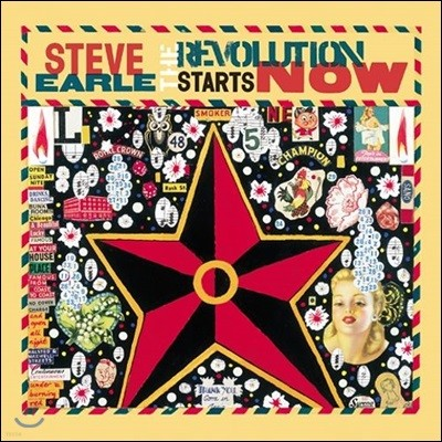 Steve Earle (스티브 얼) - The Revolution Starts Now