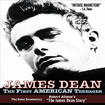 James Dean: First American Teenager (제임스 딘)(지역코드1)(한글무자막)(DVD)