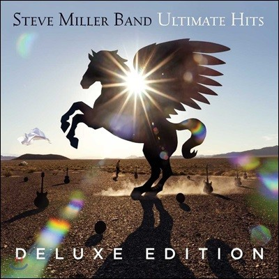 Steve Miller Band (스티브 밀러 밴드) - Ultimate Hits (Deluxe Edition)