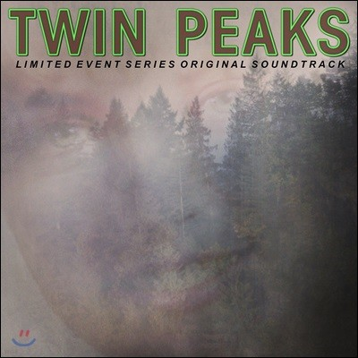 트윈 픽스 드라마음악 (Twin Peaks 2017 Limited Event Series OST by Angelo Badalamenti 안젤로 바달라멘티) [2 LP]
