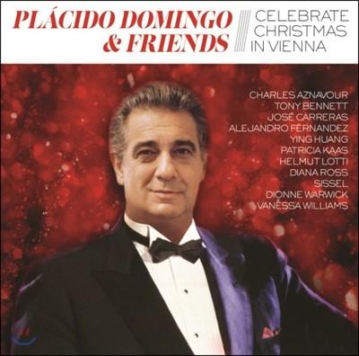 Placido Domingo & Friends 플라시도 도밍고 & 친구들 - 크리스마스 앨범 (Celebrate Christmas in Vienna)
