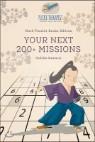 Your Next 200+ Missions Sudoku Samurai Hard Puzzles Books Edition