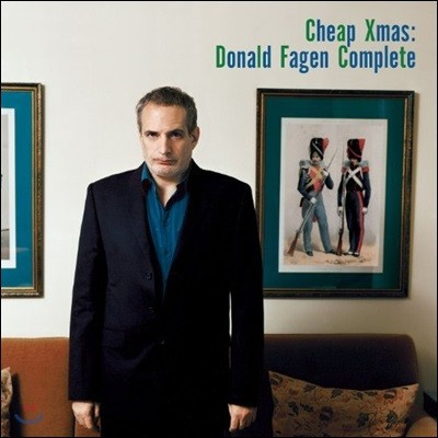 Donald Fagen (도날드 페이건) - Cheap Xmas : Donald Fagen Complete (Deluxe Edition)
