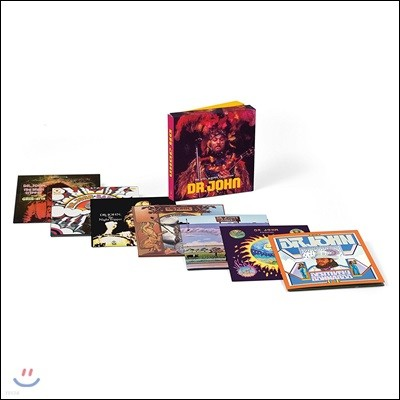 Dr. John (닥터 존) - The ATCO Albums Collection (Deluxe Edition)