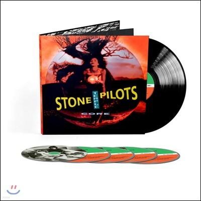 Stone Temple Pilots (스톤 템플 파일럿츠) - Core [4CD+DVD+LP]